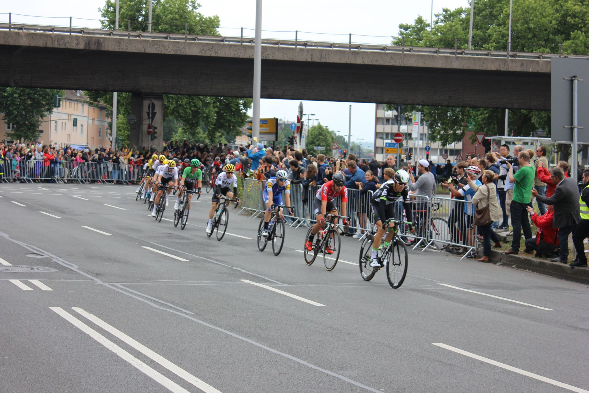 Tour de France in Düsseldorf